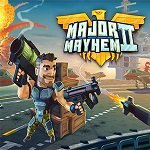 Major Mayhem 2 - Action Arcade Shooter v1.161.2019052511 (Мод много денег)