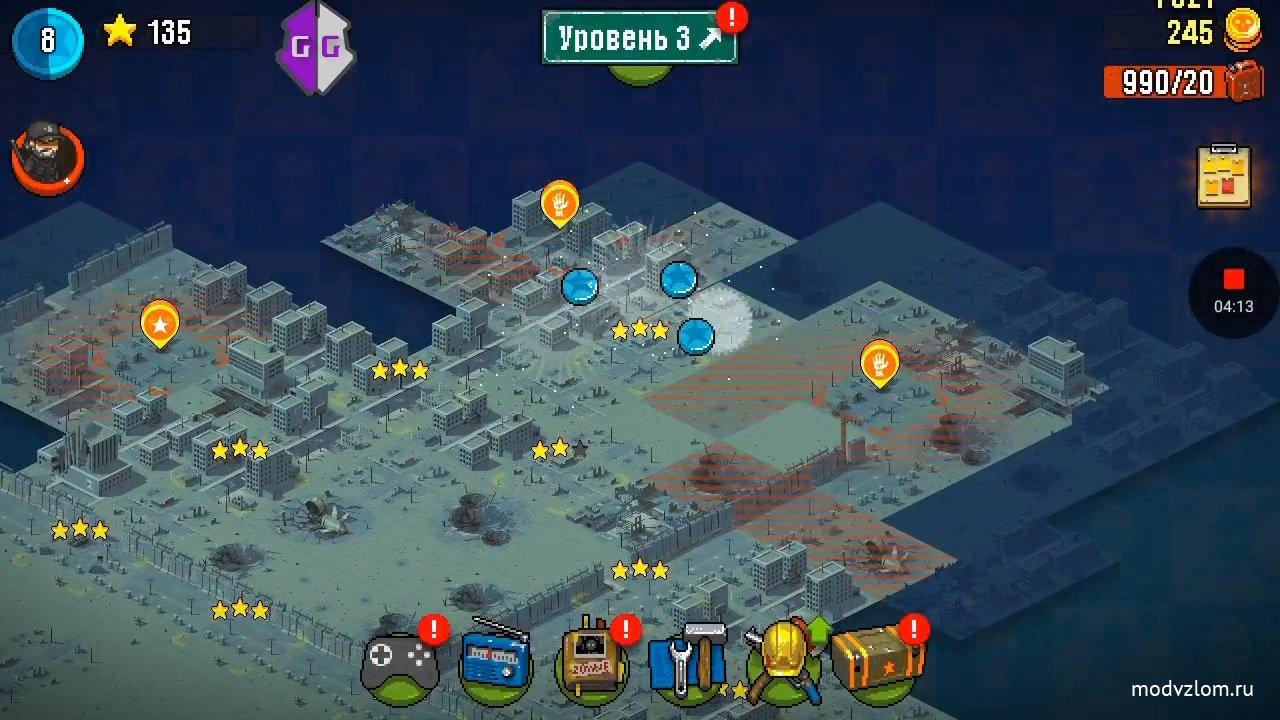 взломать игру dead ahead zombie
