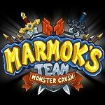 Marmok's Team Monster Crush v2.10.8 (Мод много денег)