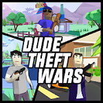 Dude Theft Wars: Open World Sandbox Simulator v0.84b (Мод много денег)