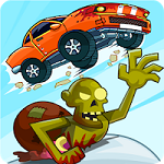 Zombie Road Trip v3.30 Мод много денег