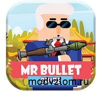 Mr Bullet - Spy Puzzles v5.5 Мод много денег