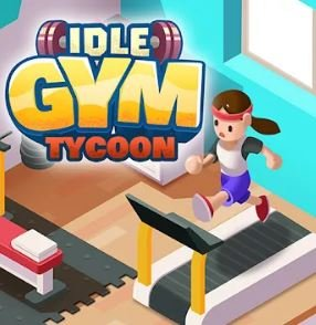 Idle Fitness Gym Tycoon - Workout Simulator Game v 1.5.4 Мод много денег