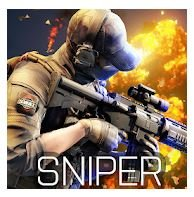 Blazing Sniper - offline shooting game v1.8.0 Мод много денег