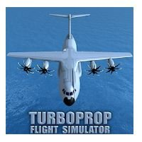 Turboprop Flight Simulator 3D v1.25.3 Мод много денег