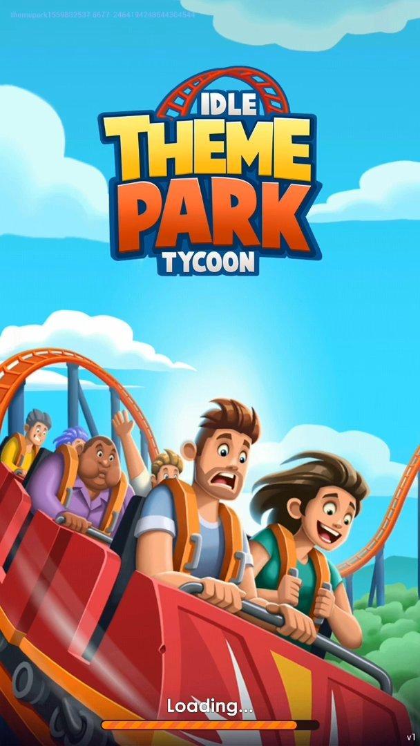 Скачать Idle Theme Park - Tycoon Game v2.2.1 Мод много денег