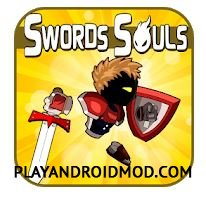 Swords and Souls: A Soul Adventure v1.1.1 Мод много денег