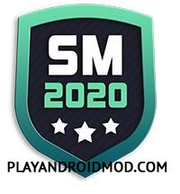 Soccer Manager 2020 v1.1.12 Мод много денег