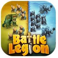 Battle Legion - Mass Battler v1.0.9 Мод много денег