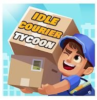 Idle Courier Tycoon - 3D Business Manager v1.12.0 Мод много денег