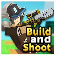 Build and Shoot v2.1.0 Мод много денег